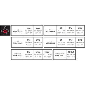 Leatt DBX 5.5 Neck Protector Junior red